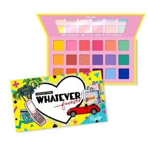 Other - RUDE Whatever palette NEW